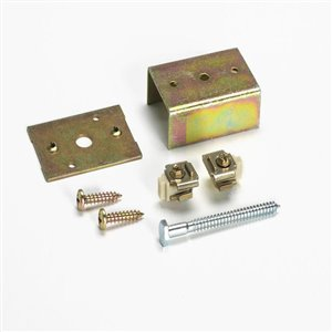 COLONIAL ELEGANCE Colonial Elegance 1555PPK3 Converging Door Connector Kit