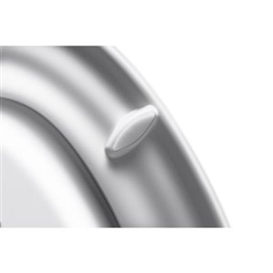 KOHLER Brevia Q2 Plastic Elongated Toilet Seat