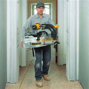 DEWALT 12-in Sliding Compound Miter Saw