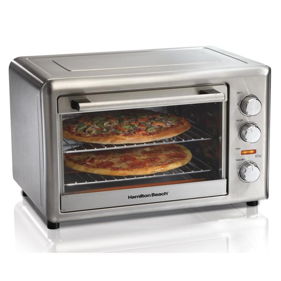 Hamilton Beach Convection Toaster Oven w/ Rotisserie