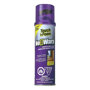 Touch 'n Foam Window and Door Foam Sealant