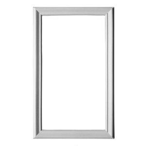EverTrue 14-in x 1.91-ft x 0.5-in Paint Grade Interior/Exterior Plastic Panel Accent