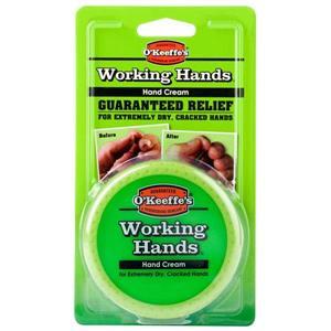 O'Keeffe's 96g O'Keeffe's Working Hands Hypoallergenic Hand Cream