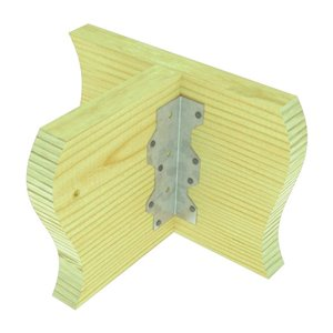 USP Triple Zinc Angle Clip