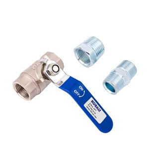 Kobalt NPT Shut Off Kit with 1/2-In Port
