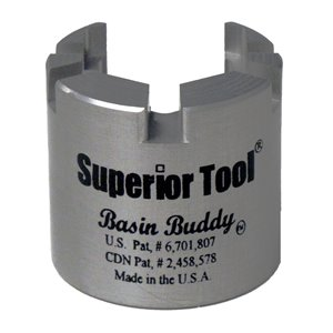 Superior Tool Basin Buddy 1-1/2-in Basin Wrench