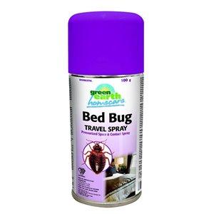 Green Earth Green Earth 3.53-oz Ready-to-Use Bed Bug Killer Aerosol Spray
