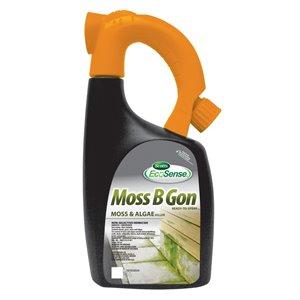 Scotts 33.814-oz Ecosense Moss B Gon Moss&Algae Klr Rts 1L