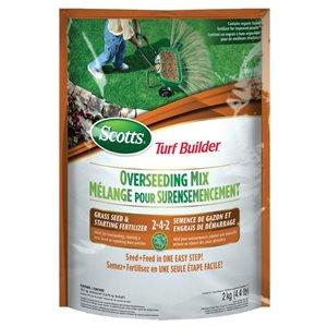 Scotts 4.9 Lbs. Turf Builder Fescue Lawn Repair Mix