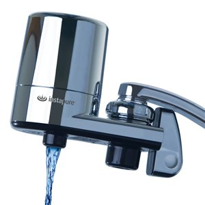 Instapure 5-1/2-in Faucet Mount Complete System