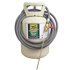 Touch 'n Foam Polyurethane Foam 10-lb Cylinder