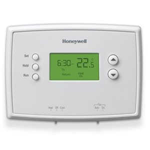 Honeywell Programmable Thermostat Lowe S Canada
