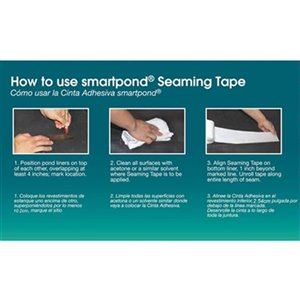 smartpond 25-ft Seaming Tape
