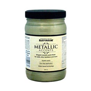 Metallic Accents 946ml Water-Based Latex Paint