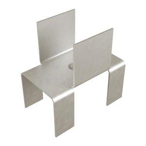 USP USP RC716 7/16inch Steel Plywood Clip