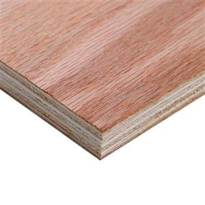Top Choice 1/2 x 4-ft x 8-ft Red Oak Plywood