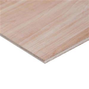 Top Choice 1/4 x 4-ft x 8-ft Birch Plywood