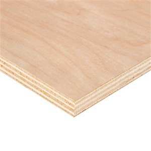 Top Choice 1/2 x 4-ft x 8-ft Birch Plywood