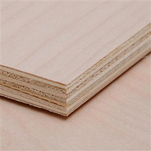 Top Choice 1/2 x 4-ft x 8-ft Maple Plywood