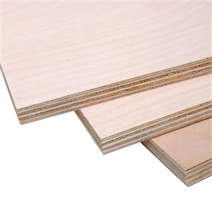 Top Choice 1/2 x 4-ft x 8-ft Maple Plywood | Lowe's Canada