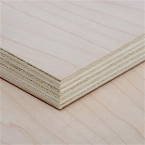 Top Choice 3/4 x 4-ft x 8-ft Maple Plywood