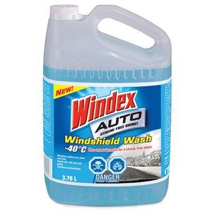 Windex 1 Gal Auto Windshield Washer Fluid Lowe S Canada