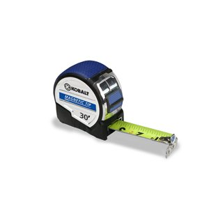 Kobalt 30-ft Magnetic-Tip High-Viz Tape Measure