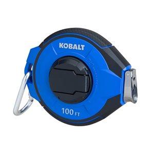 Kobalt 100-ft High-Viz Tape Measure
