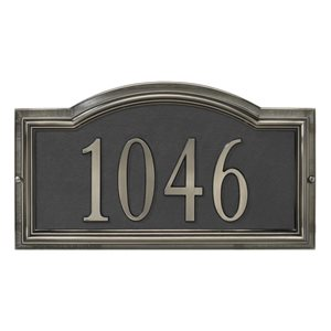 Whitehall 9.5-in x 18-in Plaque