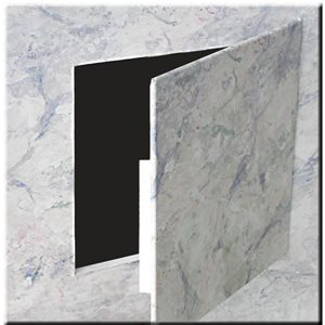 12-in x 12-in L. Watt Metal Access Door
