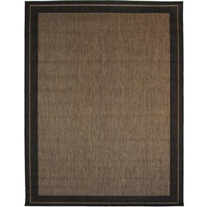Balta Brown (Common:; Actual: 5-ft W x 7-ft L)