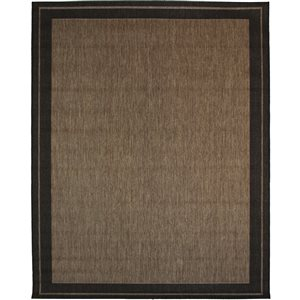 Balta Brown (Common:; Actual: 8-ft W x 10-ft L)