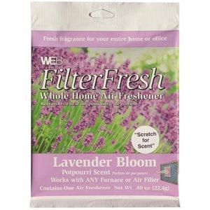 Filter Fresh Lavender Bloom  Air Freshener