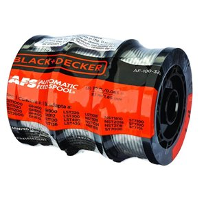 BLACK+DECKER 3-Pack 30-ft .065-in AFS Replacement Spool