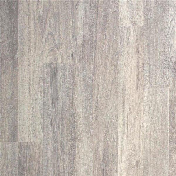 L Smooth Wood Plank Laminate Flooring, Textured Oak Laminate Flooring