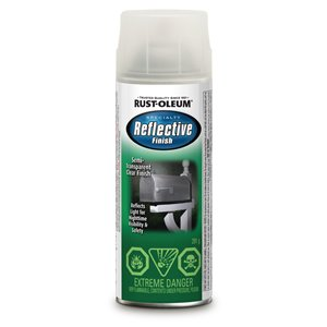 Rust-Oleum 291g Specialty Semi-Transparent Reflective Finish Spray