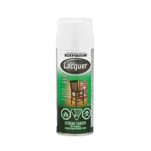 Rust-Oleum 312g Specialty Gloss Lacquer Spray