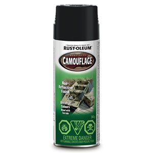 Rust-Oleum 340g Specialty Camouflage Flat Spray Paint