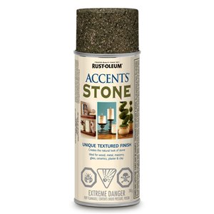 Rust-Oleum American Accents 340g Textured Granite Stone Spray Paint