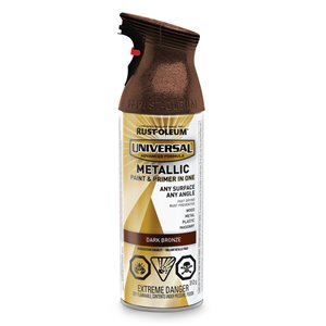 Rust-Oleum Universal 340g Hammered Paint and Primer in One