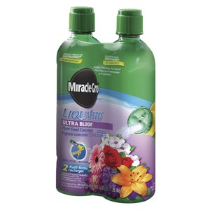 Miracle-Gro 16 Fluid Ounces Miracle Gro Synthetic Flower Food Liquid (12-9-6)
