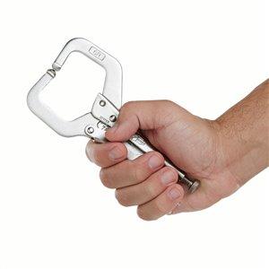 IRWIN VISE-GRIP Origil 6-in Locking C-Clamp Pliers