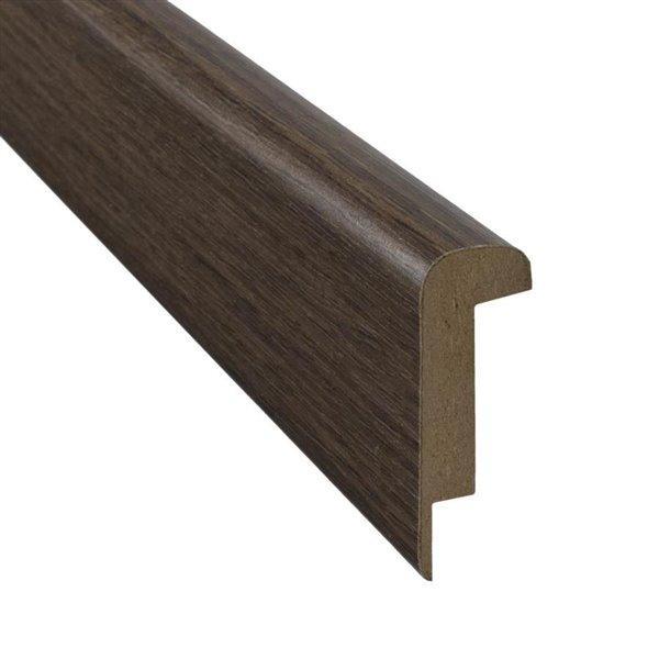 In Stair Nose Floor Moulding, Laminate Flooring Stair Nose