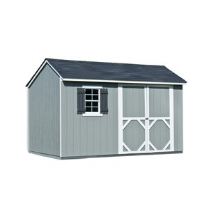 Heartland 12-ft x 8-ft Stratford Saltbox Wood Storage Shed
