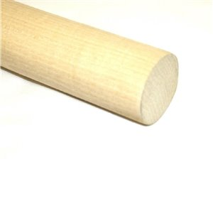 Madison Mill 48-in Round Poplar Wood Dowel (2-in x 48-in)