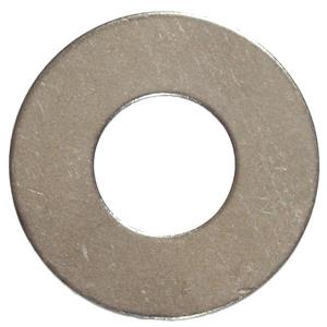 8mm Zinc Plated Steel Metric Flat Washer (5-Pack)
