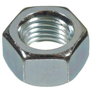 Hillman 7/8-in-9 Zinc Plated Standard (SAE) Hex Nut