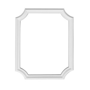 18-in x 1.92-ft Wainscot Panel Cap Wall Panel Moulding