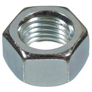 Hillman 1-in-8 Zinc Plated Standard (SAE) Hex Nut