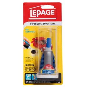 LePage Gel Control 4ml Super Glue
